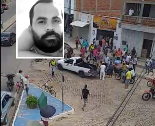 Image result for Homem é morto em padaria de Santa Maria da Boa vista