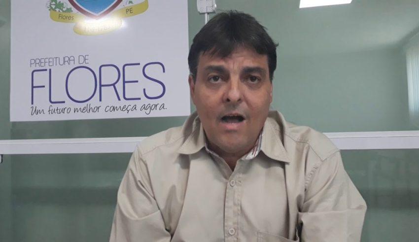 """Prefeito de Flores (PE) questiona """"Por que só Serra Talhada e Afogados da  Ingazeira receberam vacina Janssen?"""" – Blog Edenevaldo Alves"""