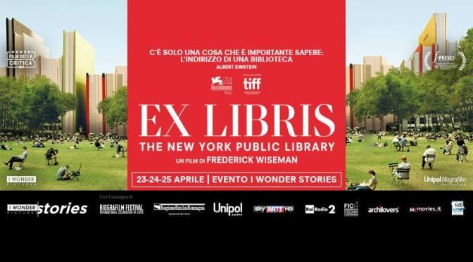 Ex Libris – The New York Public Library : 17.30