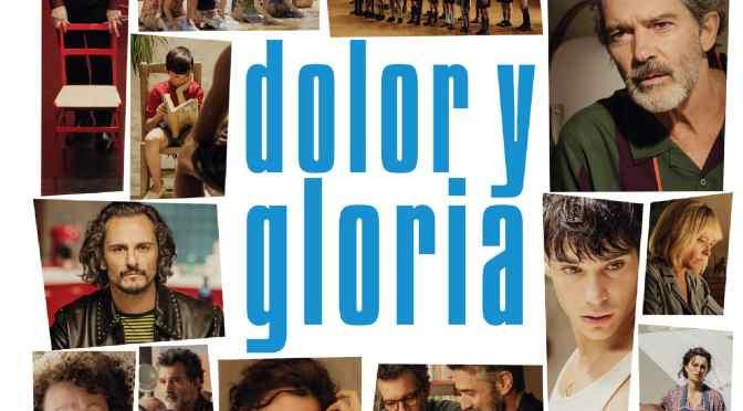 Dolor y gloria : 15.00 / 17.45 / 20.00 / 22.15
