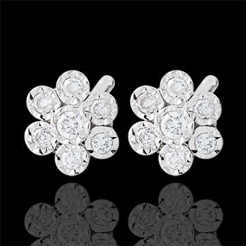 boucles-oreille-fleur-or-blanc-diamants