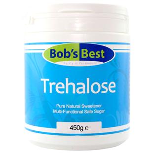 Bob's Best Trehalose - 450g - Pure Natural Sweetener - Sugar Substitute | eBay