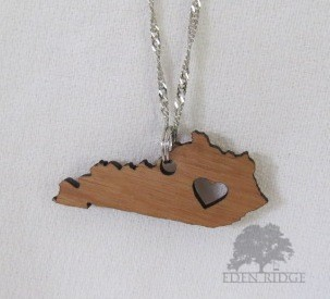 Kentucky Keepsake Necklace
