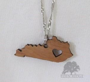 Kentucky Keepsake Necklace