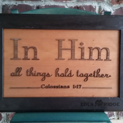 In Him | Wall Art