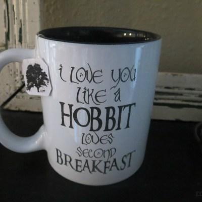 Second Breakfast | Love Mug