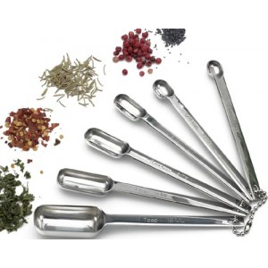Stainless Measuring Spoons | Heavy Duty