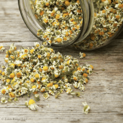 Chamomile Flowers, Whole