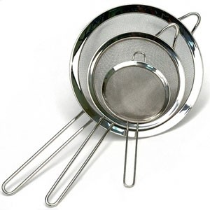 Heavy Duty, Strainer Set