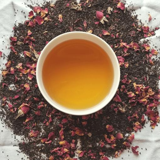 Black Velvet Tea