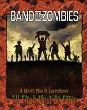 Band of Zombies Sourceb ook