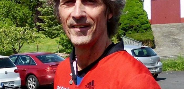 Frank Huppmann Hessenmeister im Mitteltriathlon