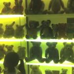 Teddy Bears sa Mint Museum of Toys