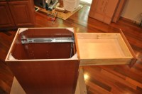 How to Select Kitchen Cabinets - Drawer Box Construction