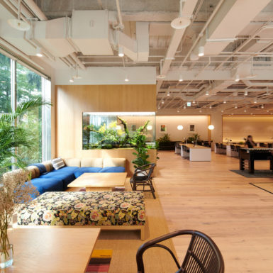 WeWork臺北共享辦公室 | edg康新室內工程