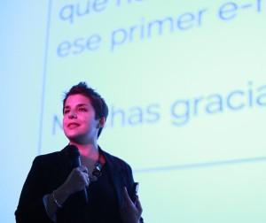 Tycsocial 2015: Maïder Tomasena