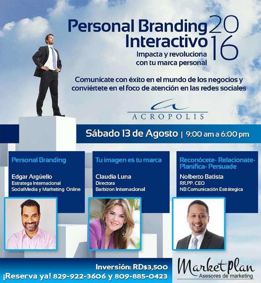 congreso personal branding