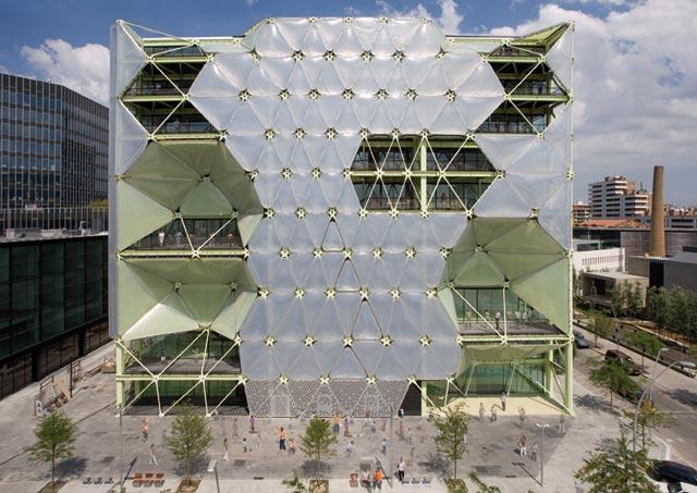 Arquitectura española, Exposición, Innovación Abierta, Museo del Canal de Panamà, Rafael Moneo, José Mª Ezquiaga, Enric Ruiz-Geli, Carlos Ferrater, Juan Herreros