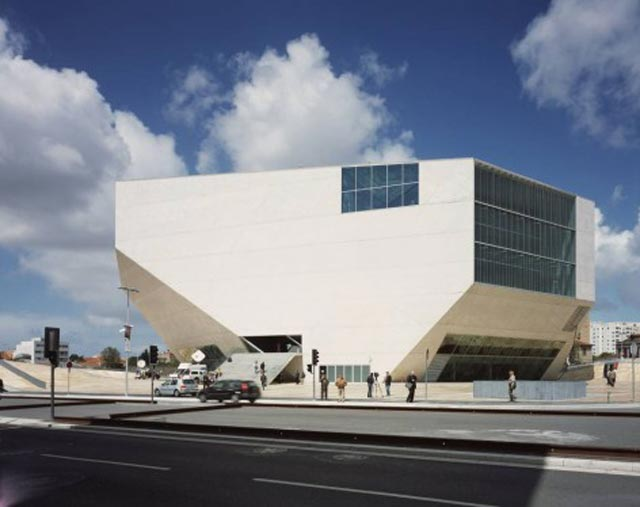 OMA, AMO, Rem Koolhaas, Architecture, Smart Building, Optimization, Infrastructure, Systems, Services, Management, Casa da Música