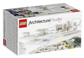 architecture lego