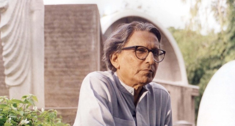 Balkrishna Doshi courtesy of VSF