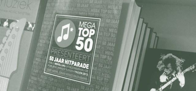 50 jaar Hitparade gepresenteerd
