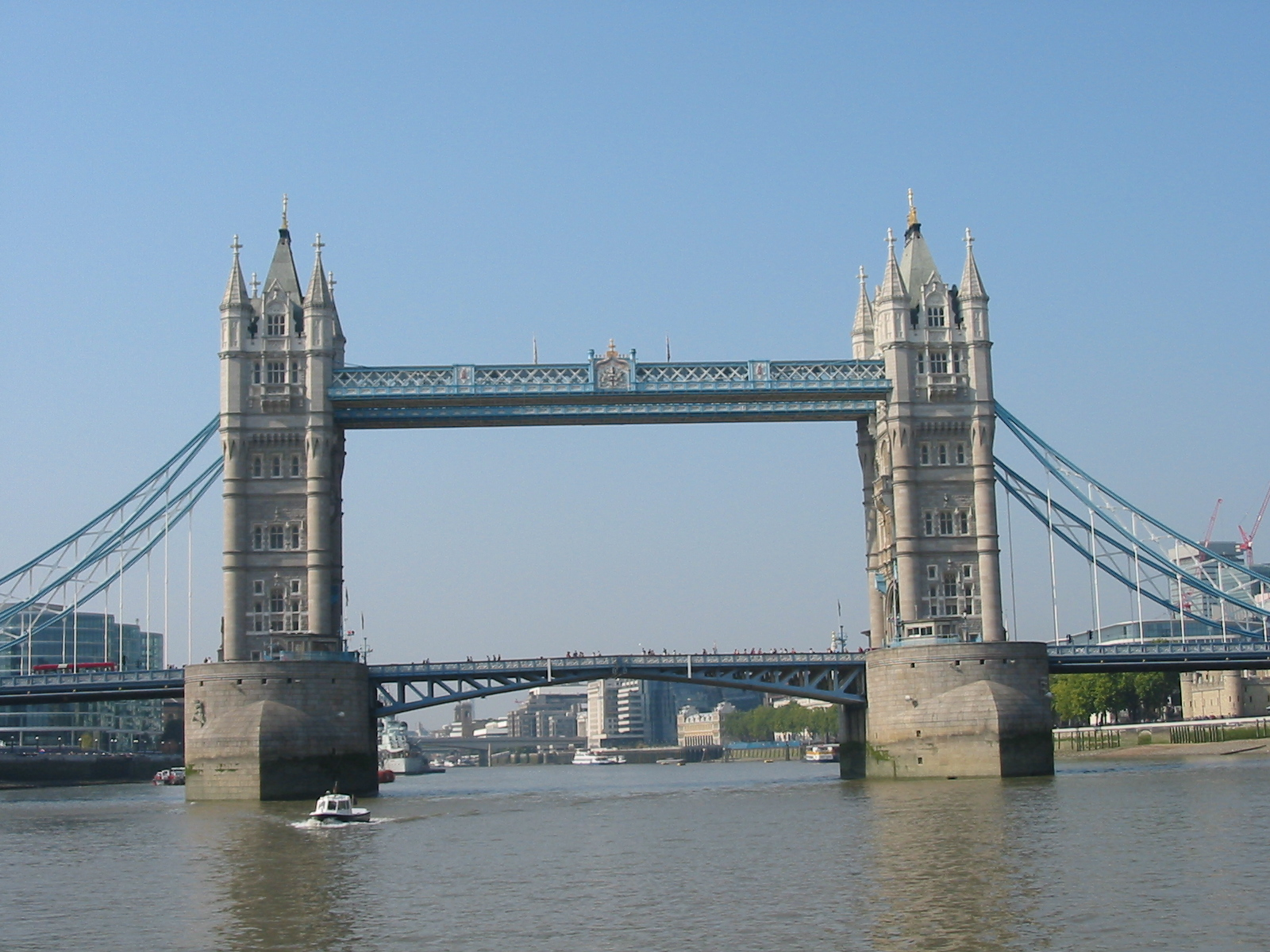 London Tower Bridge Did You Know  Edge Careers