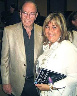 with Dr. Edgar Mitchell