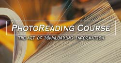 PhotoReading Course | The Art of Downloading