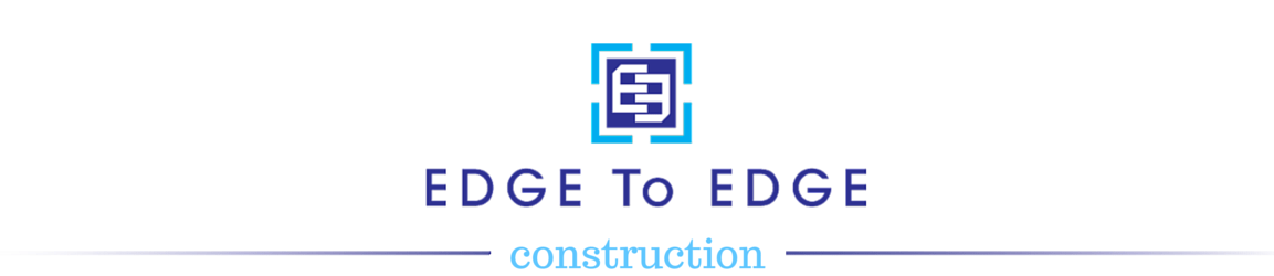 Edge to Edge Construction Logo