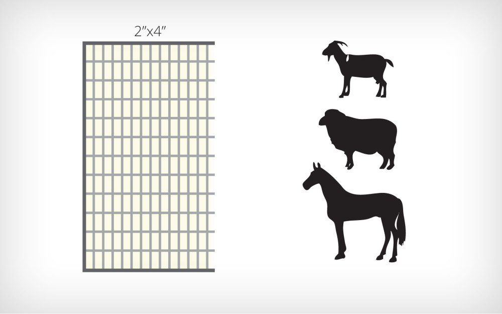 medium resolution of corral panels for horse sheep goats