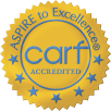 CARF Accreditation Logo