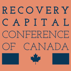 Recovery Capital Conference of Canada 2018 Banner