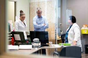 Clinique Nouveau Depart Montreal Quebec Facility Clinicians Office