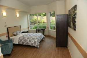 Whiterock EHN Canada Addiction Treatment Facility Private Bedroom