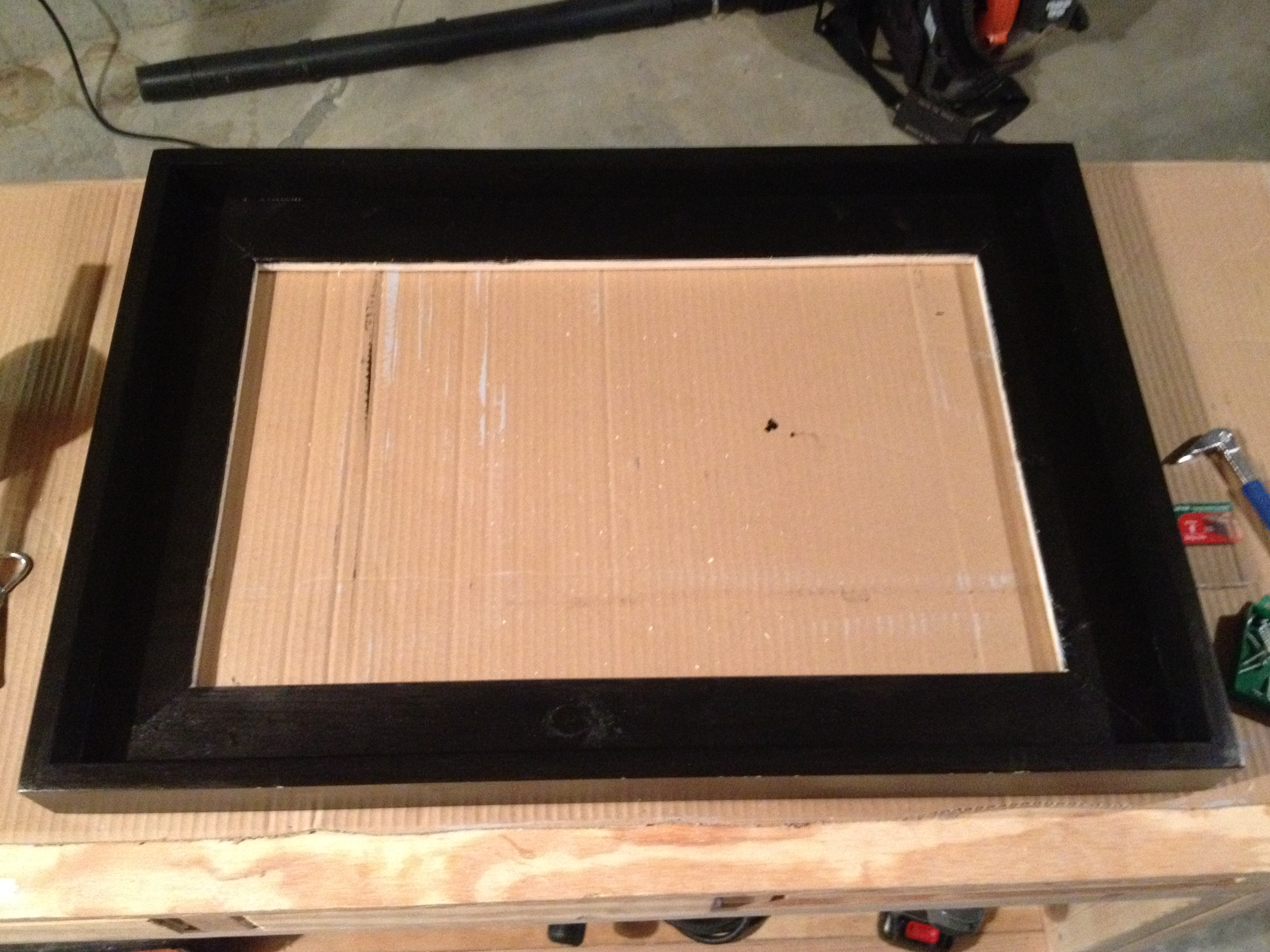 Build Your Own Diy Float Frame A Lesson Learned