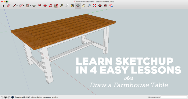 Sketchup Lesson
