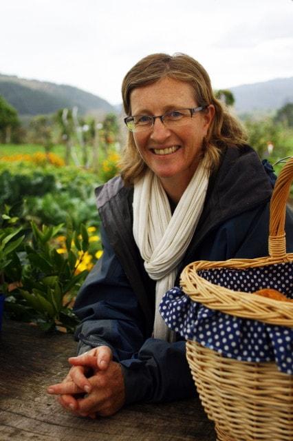 Sarah Frater from Edible Garden