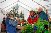 Sarah from Edible Garden offering friendly advice on fruit trees