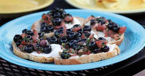 recipeBlueberryBruschetta