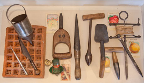 18th Century Farming Tools