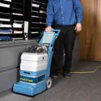 FiveStar Self-Contained Carpet Extractor