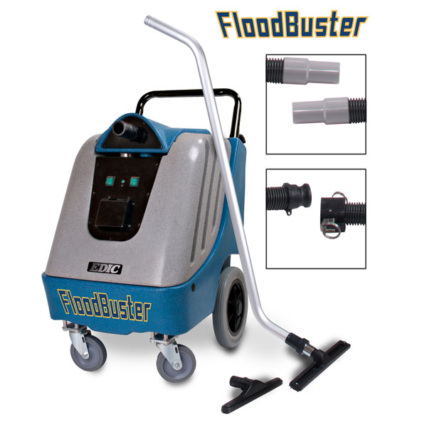 Floodbuster Flood Pumper and Water Extractor