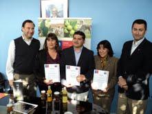 Tres empresas de la Región de Tarapacá viajan en pos de nuevos mercados a Europa y Asia