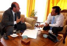 Fiscalía Regional y Gobernación Provincial de Iquique coordinan estrategias para frenar delincuencia