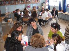 Promueven vínculo entre  familia y escuela, a través de Mesa Participativa