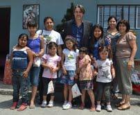 Senador Fulvio Rossi compartió con niños en Navidad