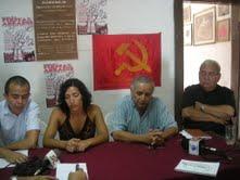 """Comunistas invitan a """"Fiesta de los abrazos"""", para iniciar celebración de aniversario"""