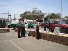 Operativo por aire y tierra: Incautan 114 mil  cajetillas de cigarrillos internadas de contrabando a Chile