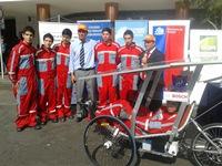 En Antofagasta se da el vamos a Carrera Solar Atacama 2012